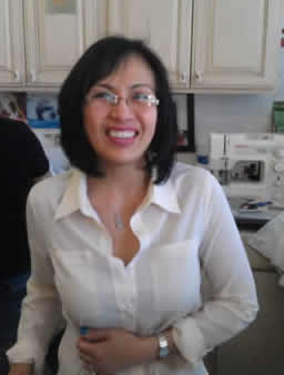 Kim Tran Owner Bascom Best Cleaners